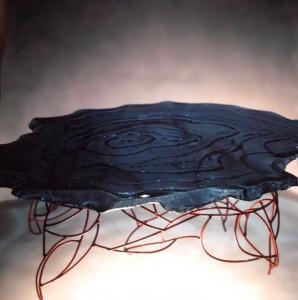 table-verre-fusion echo