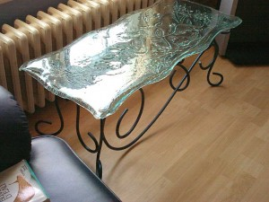 table pour plantes
