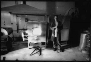 atelier de verre