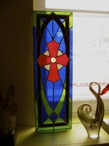 gothique ( porte d'armoire)